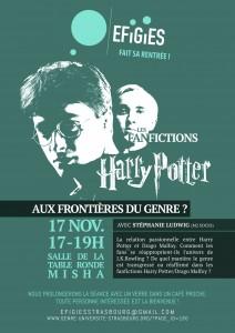 Les fanfictions Harry Potter