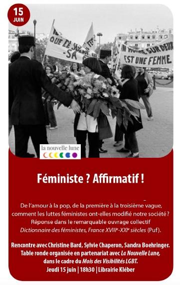 rencontres féministes en mouvement